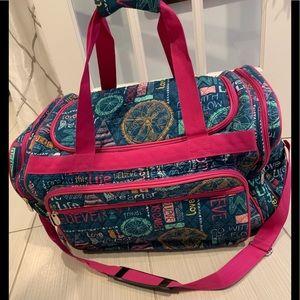 Dreamcatcher duffel bag
